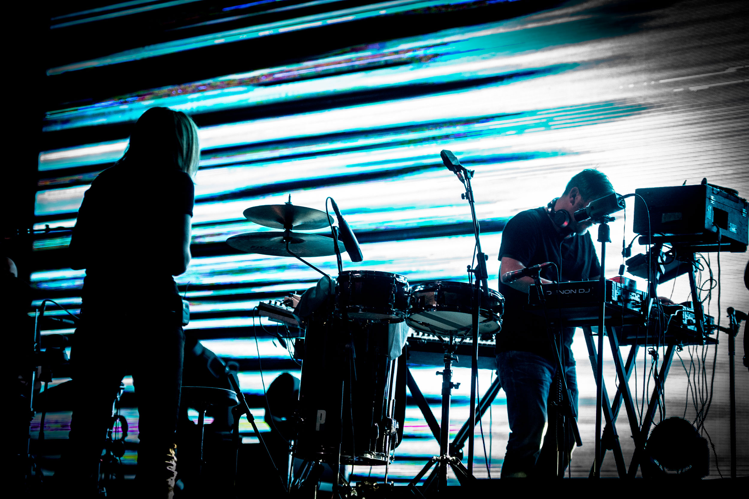 Photo of [Crónica] Portishead (Palacio de los Deportes, Madrid, 18-07-2014)