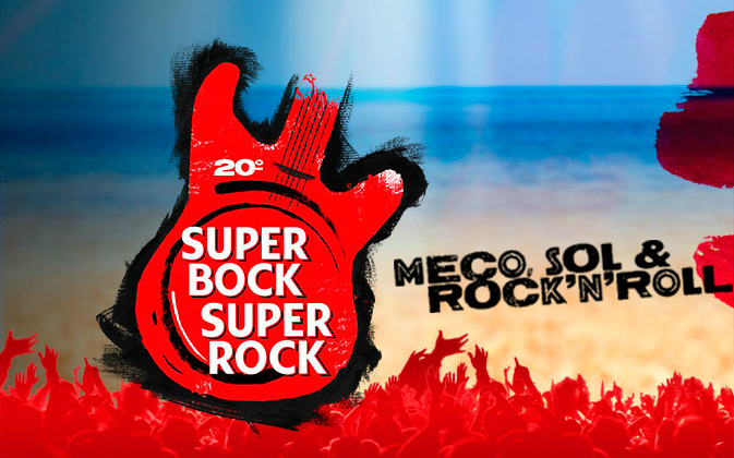 Photo of Horarios del Super Bock Super Rock 2014