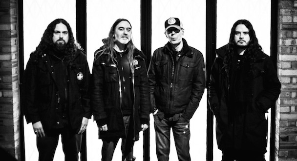 Scott Walker  y  Sunn O))) anuncian su disco conjunto, Soused