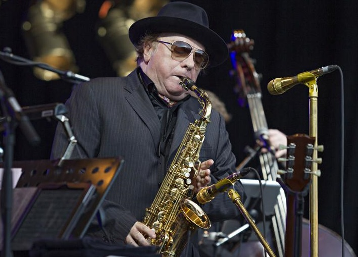 Photo of [Crónica]  Van Morrison (Schloßplatz, Stuttgart, 17-07-2014)‏