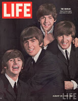 Beatles Life Cover