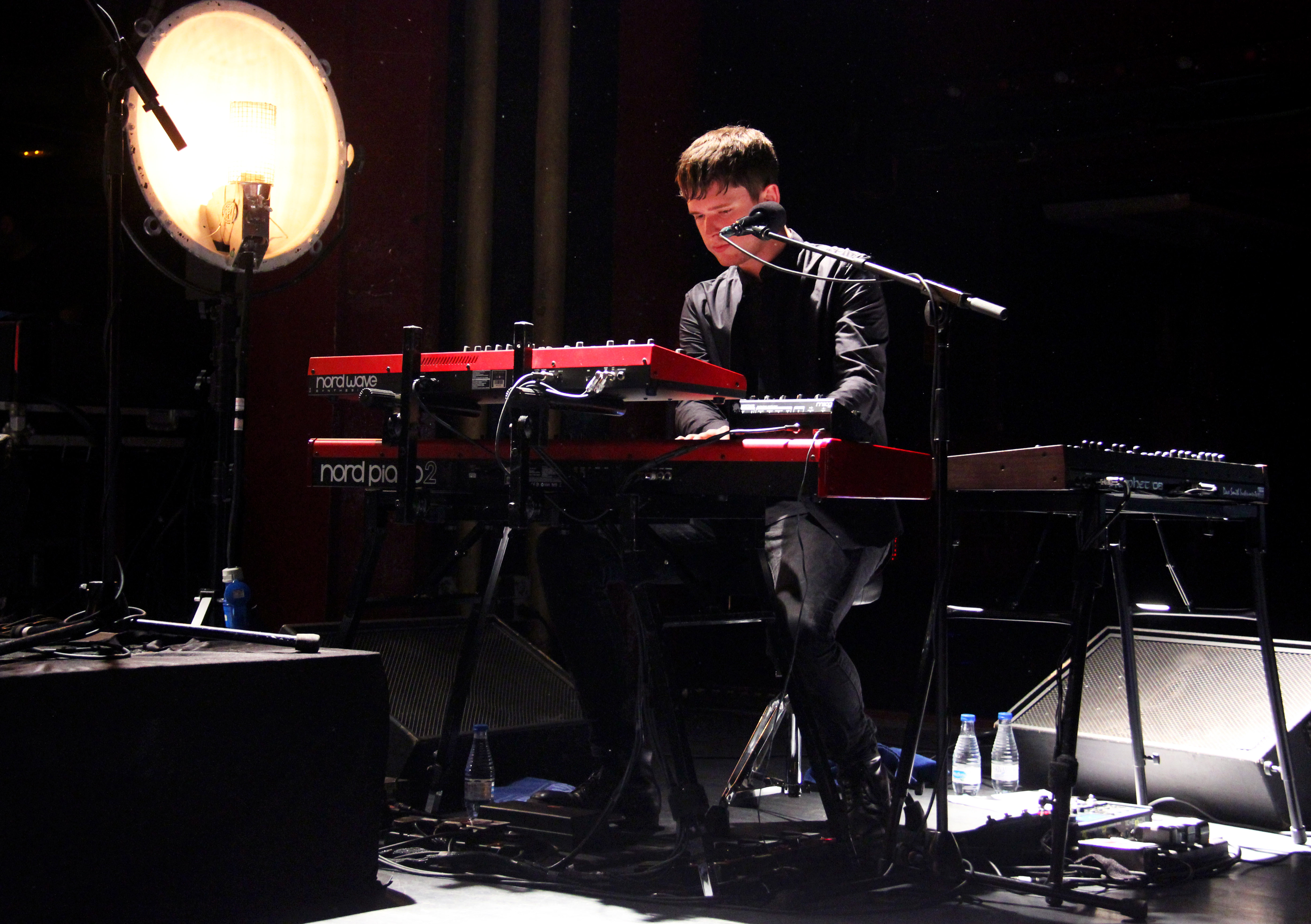 Photo of [Crónica] James Blake (Apolo, Barcelona, 22-08-2014)