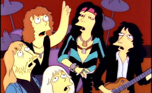 SimpsonAerosmith