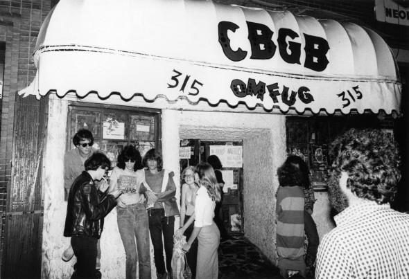 Photo of Nueva York celebra el 40º aniversario de la primera actuación de los Ramones
