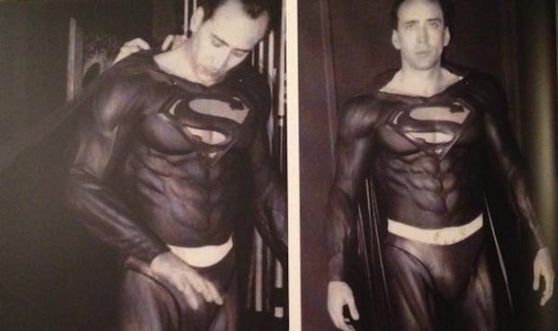 Photo of La película sobre Superman que Tim Burton nunca rodó: primeras imágenes