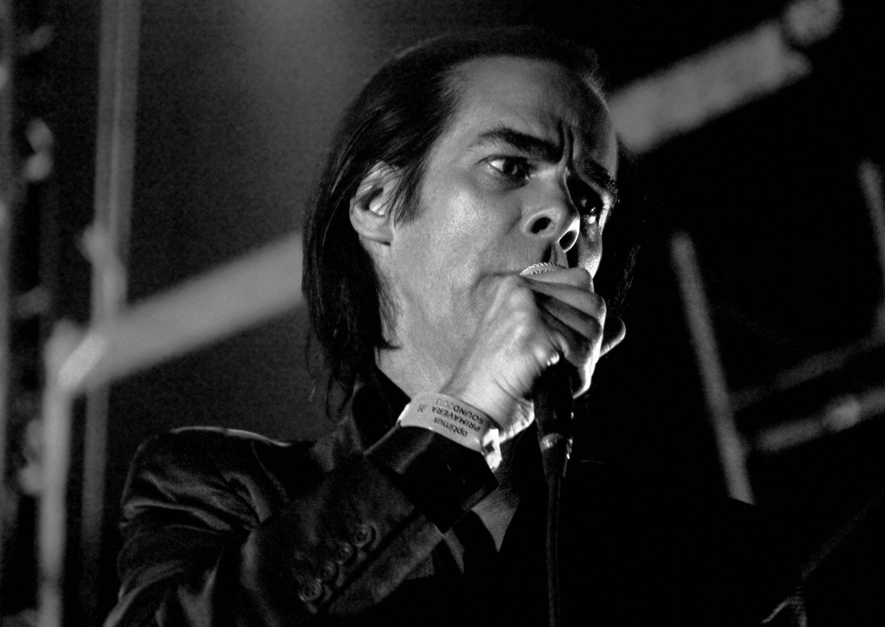 Photo of Nick Cave actuará en Madrid y Barcelona en mayo de 2015