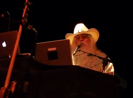 Photo of Instantáneas: Leon Russell (Madrid, 08/09/14)