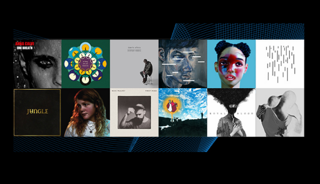 Photo of Los candidatos al Mercury Prize 2014
