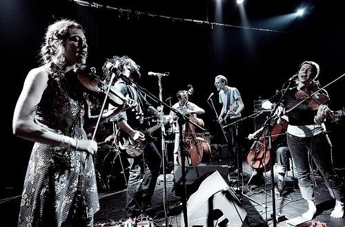 Thee Silver Mt. Zion Memorial Orchestra llegan a España esta semana