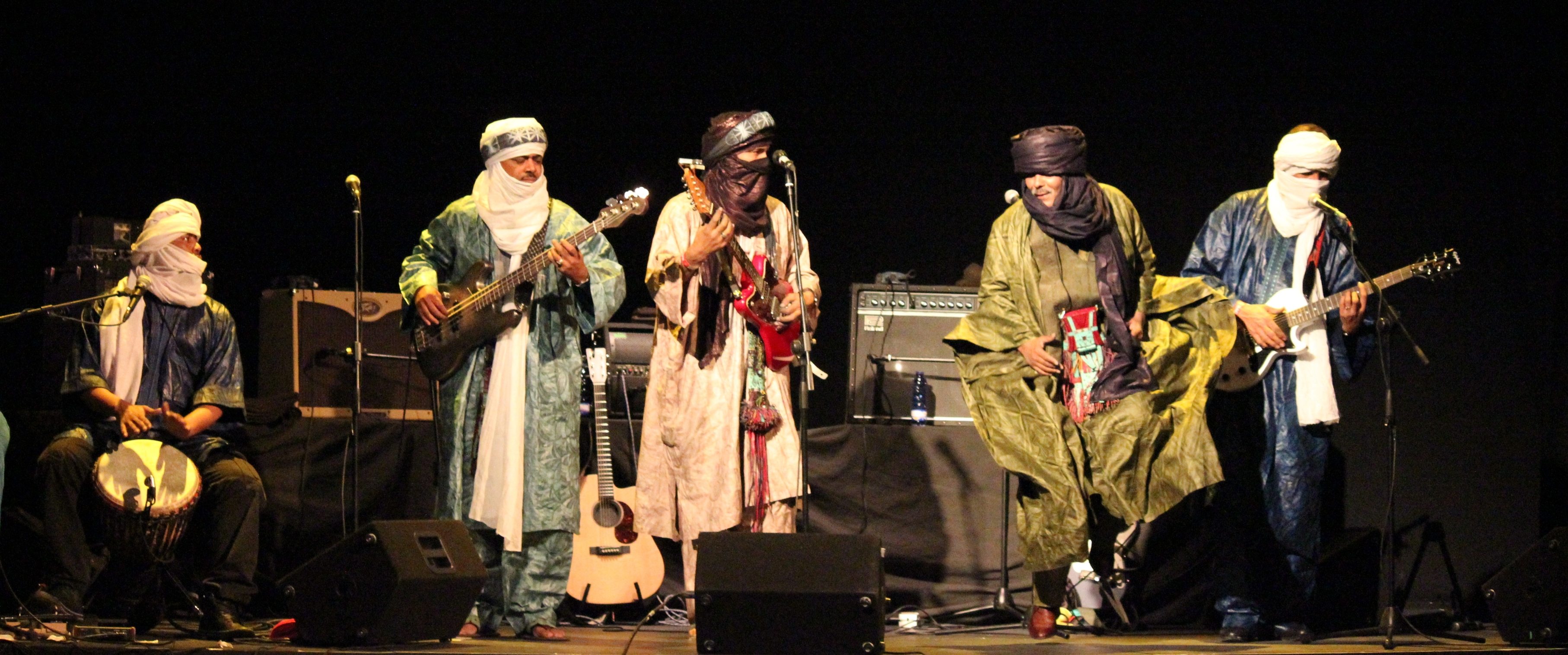 Photo of Tinariwen actuarán en Tenerife y Madrid en noviembre