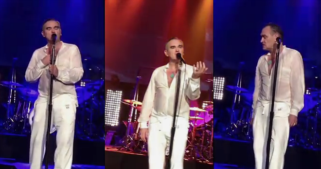 Photo of Morrissey, a punto de agotar entradas en Madrid y Barcelona