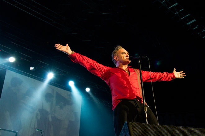 Photo of [Crónica] Morrissey (Barclaycard Center, Madrid, 09-10-2014)