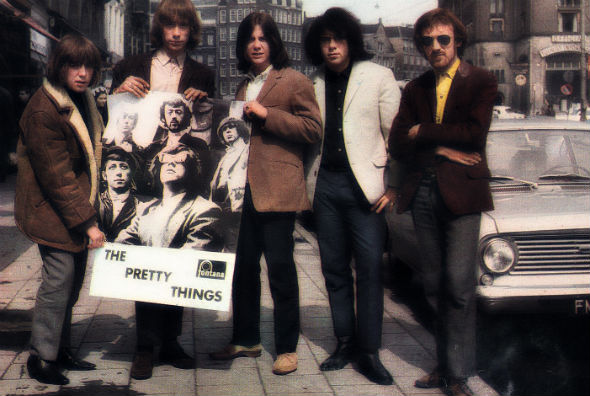 Photo of Los 50 años de The Pretty Things