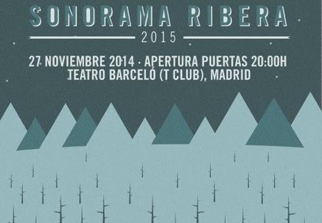 Photo of Sonorama Ribera 2015 tendrá su fiesta de presentación