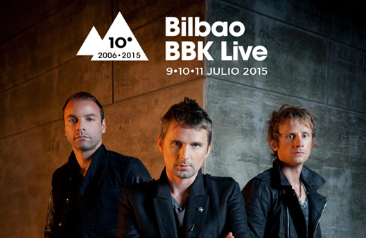 Photo of Muse, primer cabeza de cartel del Bilbao BBK 2015