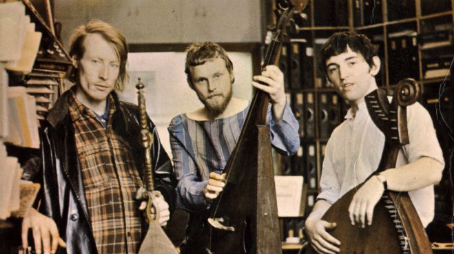 Photo of Fallece Clive Palmer, cofundador de la Incredible String Band