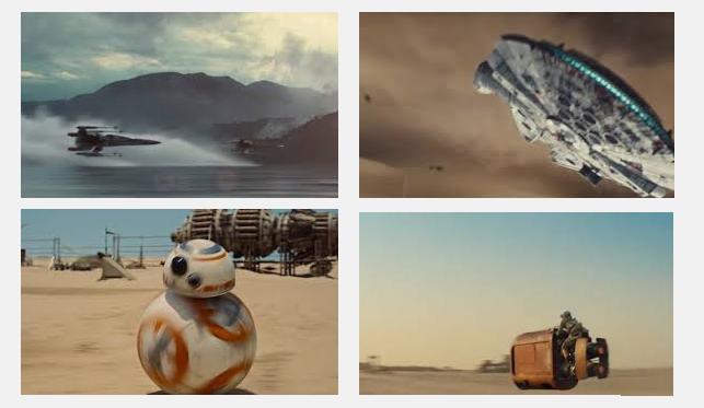 Photo of Primeras imágenes de  'Star Wars: El despertar de la Fuerza'