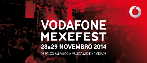 Photo of Horarios del Vodafone Mexefest 2014