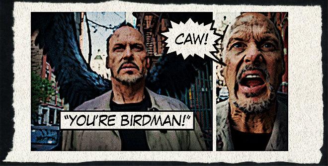 Photo of Birdman: primeras impresiones