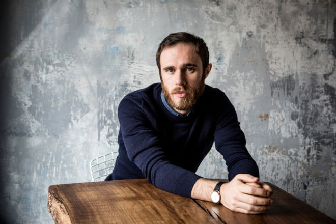 Photo of James Vicent McMorrow en febrero en Madrid y Barcelona
