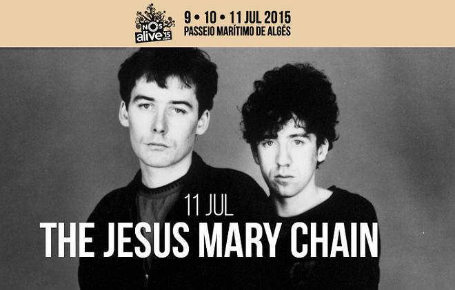 Jesus Mary Chain