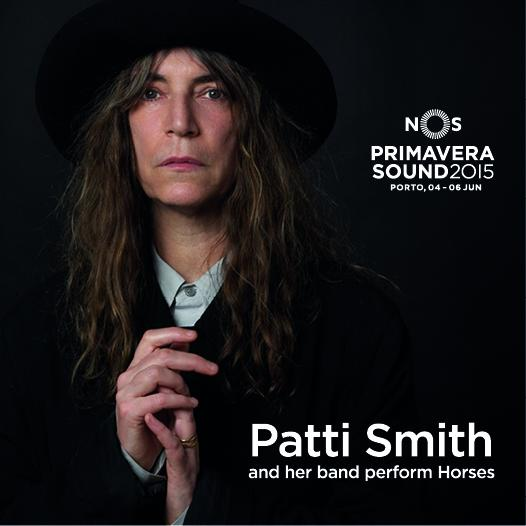 Photo of Patti Smith confirmada para el NOS Primavera Sound