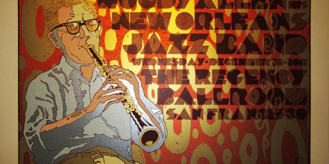 Woody Allen y su banda The Eddy Davis New Orleans Jazz Band anuncian su segundo concierto en España
