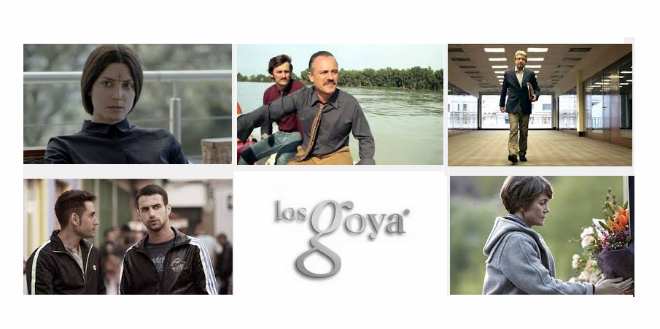 Photo of Nominaciones a los Goya 2015