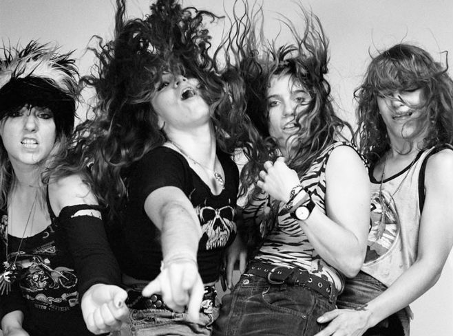 Photo of L7 regresan y vendrán al Azkena Rock 2015