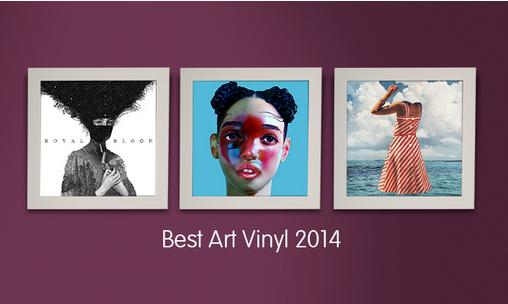 Photo of Las mejores portadas de discos de 2014