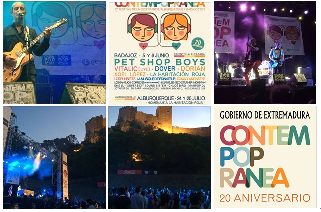 Photo of Cartel del Contempopránea 2015