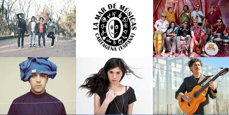 Photo of El Festival La Mar de Músicas 2015 estará dedicado a Chile