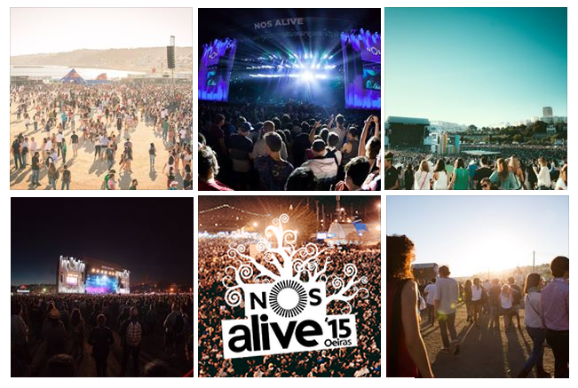 Photo of Más nombres confirmados para el NOS Alive'15