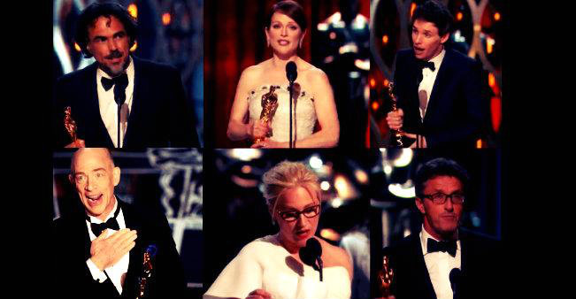 Photo of Los ganadores de los Oscar 2015