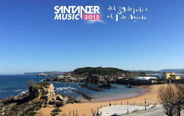 Photo of Primeros nombres del Santander Music 2015