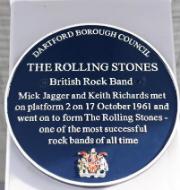 Stones plaque