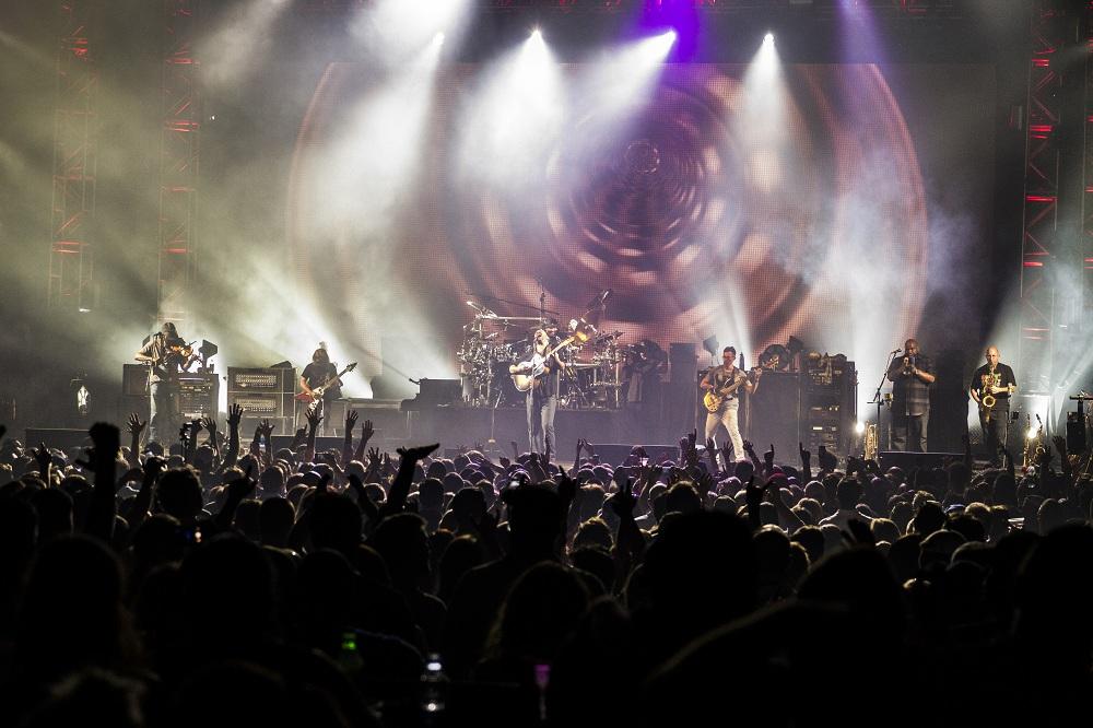 Photo of Dave Matthews Band en España