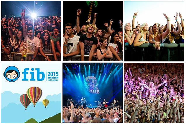 Photo of Más confirmaciones para el FIB 2015