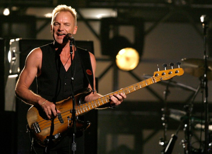 Photo of Sting, primer confirmado para el Festival de la Guitarra de Córdoba