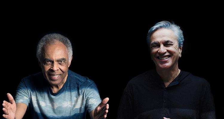 Photo of Caetano Veloso & Gilberto Gil juntos en el Guitar BCN