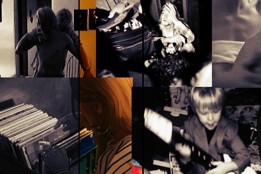 Photo of Primeras imágenes de Kurt Cobain: Montage Of Heck