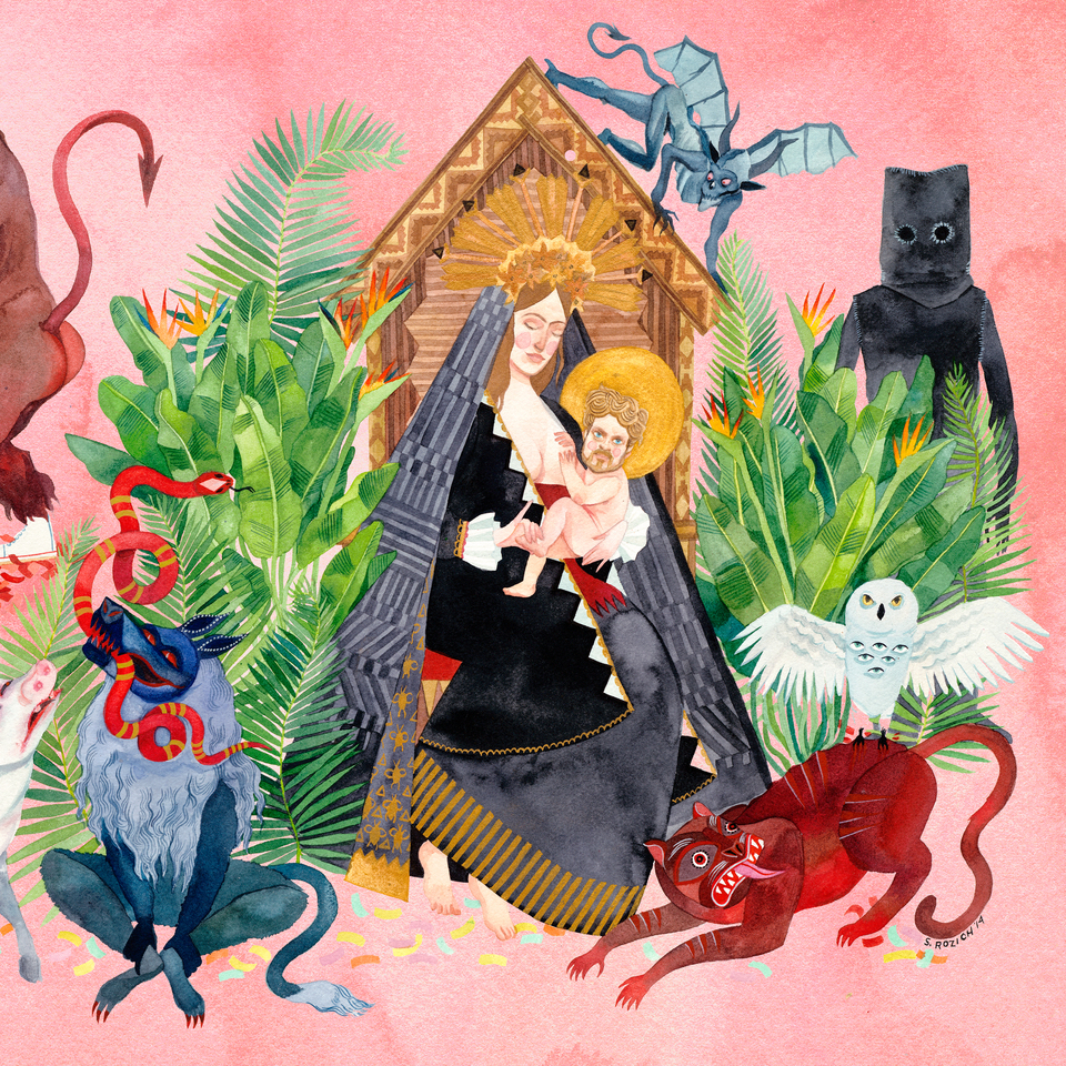 Photo of [Reseña] Father John Misty – I love you, honeybear