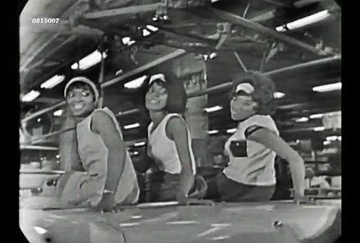 Photo of Martha & The Vandellas – Nowhere to run (1965)