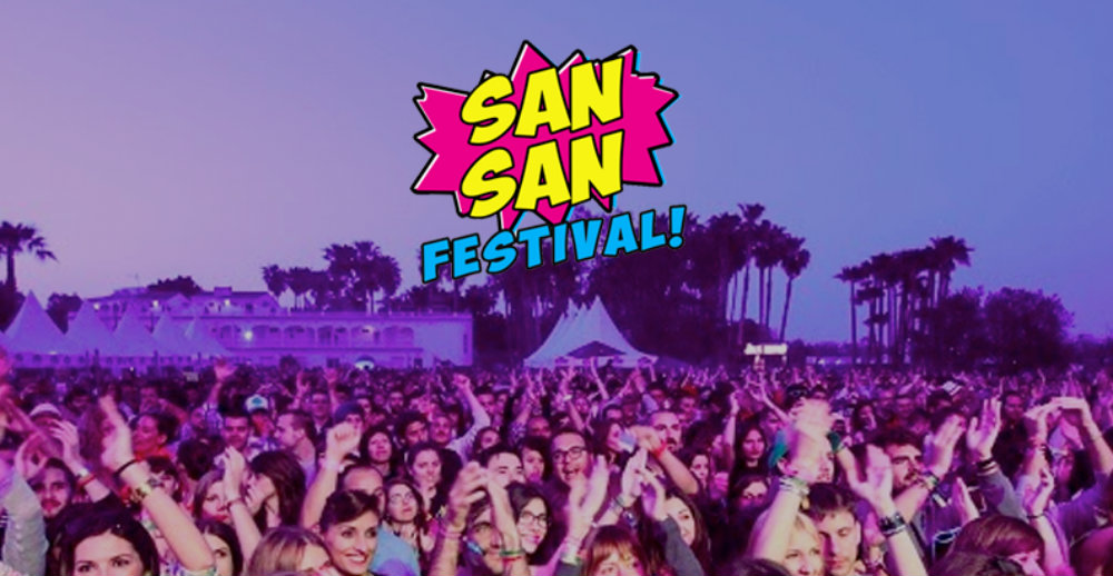 Photo of Horarios del SanSan Festival 2015