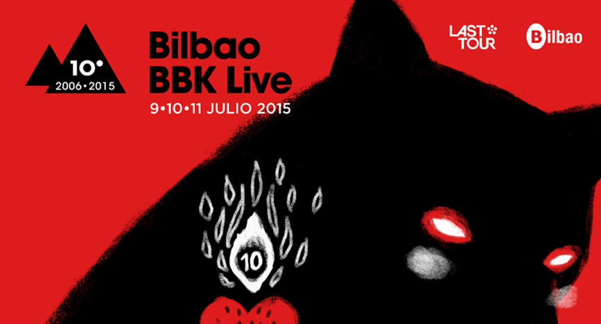 Photo of Seis nuevas incorporaciones al Bilbao BBK Live 2015
