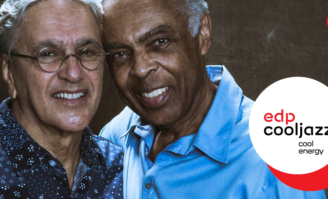 Photo of Caetano Veloso y Gilberto Gil también en el EDP Cool Jazz en Portugal