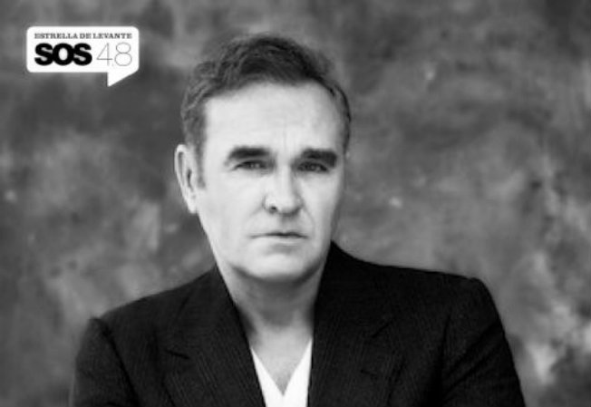 Photo of Morrissey, cabeza de cartel del SOS 4.8