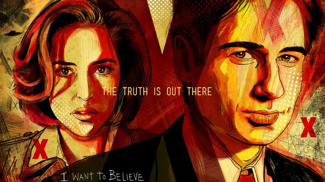 Photo of Mulder y Scully regresan a la televisión