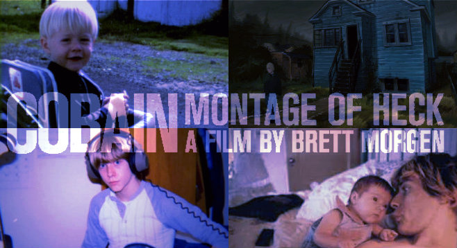 Photo of La película de la semana: Cobain, a montage of heck