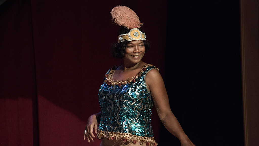Photo of Primeras imágenes de Queen Latifah como Bessie Smith